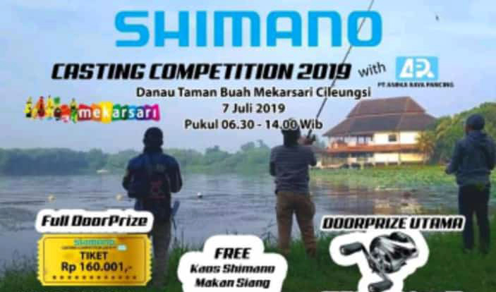 Shimano Casting Competition 2019 - JMI